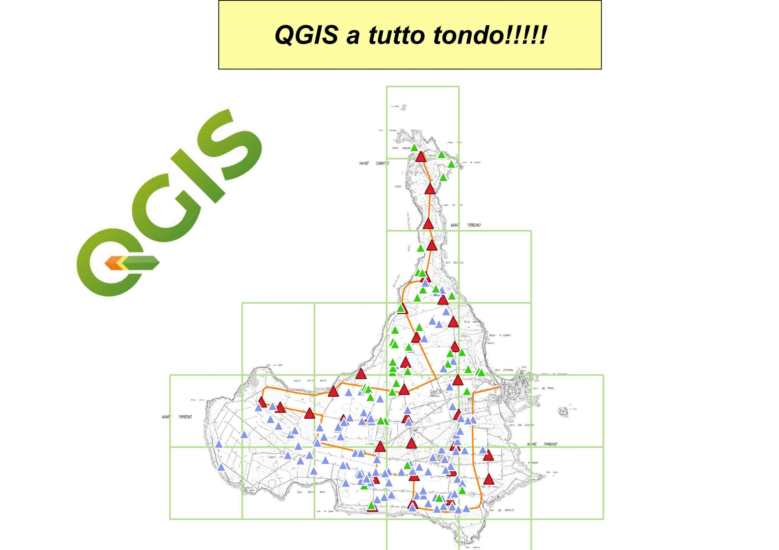 Corso Completo - QGIS a tutto tondo