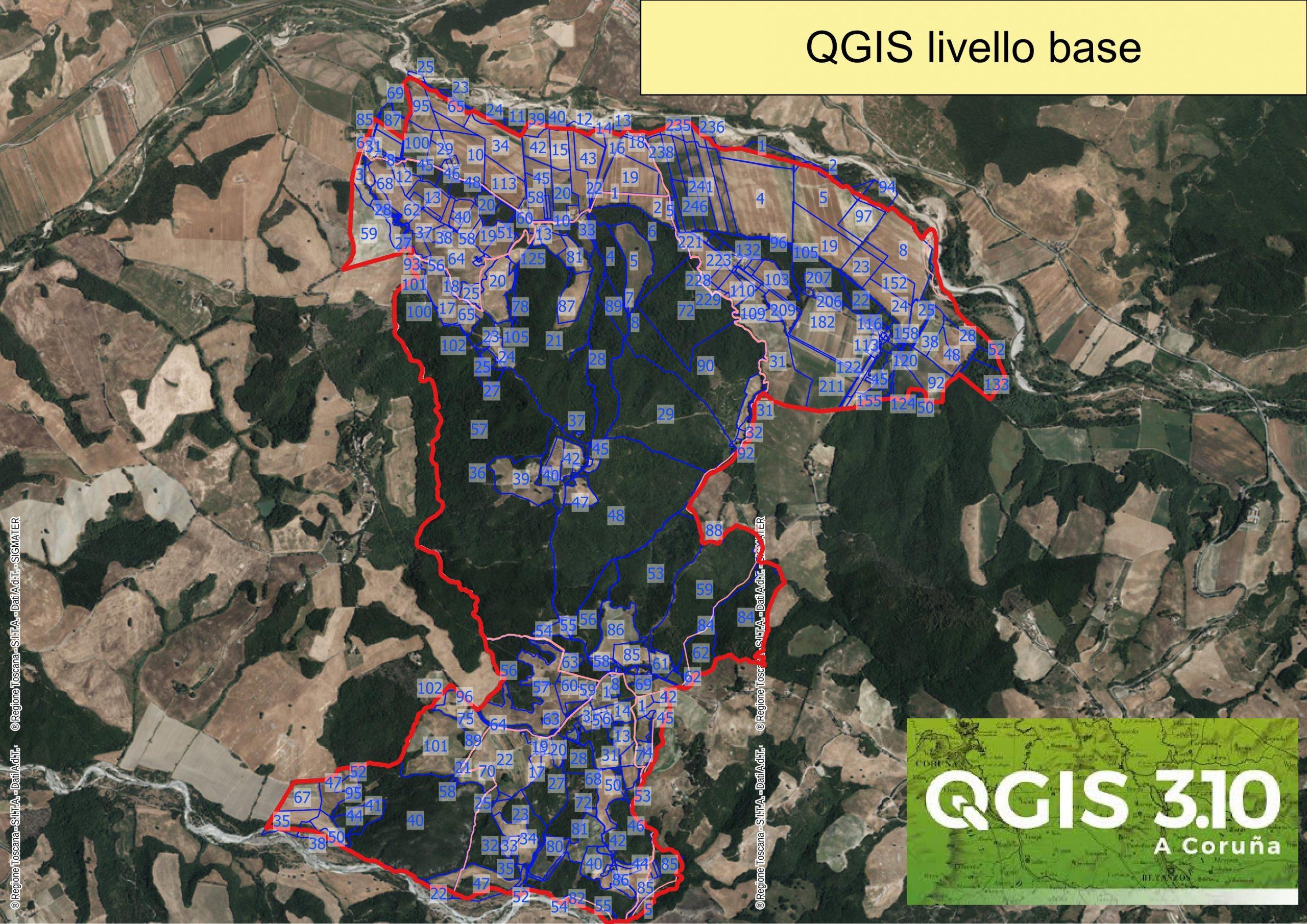 Modulo I: Introduzione al QGIS