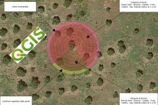 Tree Risk QGIS